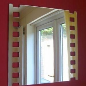 Film Strip Acrylic Mirror (Several Sizes Available)