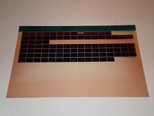 Microfich Ersatzteilkatalog Honda NH 50 MS / NH 80 Lead Typ AF01 Stand 04/1985