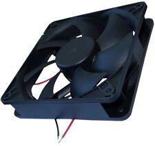 Ventilateur pour boîtier 24V 120x120x25mm 183,8m3/h 44,5dBA 3100rpm 5.3W 0.445A
