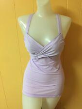 LULULEMON Tank Top Color Lavender Women's Size 4 NEW