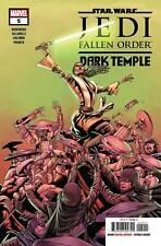 Star Wars Jedi Fallen Order Dark Temple #1-5 Main Variant NM 2019 Marvel Comics