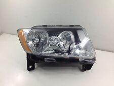 2011 - 2013 Jeep Grand Cherokee/Etc. Headlight OEM RH (Passenger) - Pre-Owned