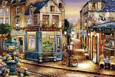 1000Piece Jigsaw Puzzle Gallery Monet Hobby Home Decoration DIY