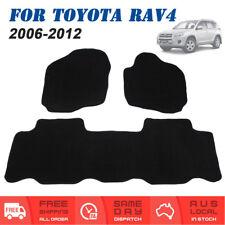 For Toyota RAV4 XA30 2005 to 2012 Car Carpet Floor Mats Tailored Front & Rear