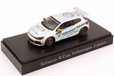 1:43 VW Scirocco R-Cup III 2012 Volkswagen Accesorios No.20 - Dealer Edition Oem
