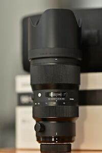 Sigma Art 50-100mm f/1.8 DC HSM Lens for Nikon F Mount