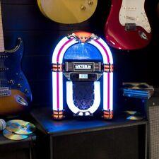 Bluetooth Jukebox Speaker Player Victrola Series RETRO FM Radio 33' Range