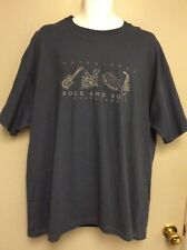NEW w/TAG ROCK and ROLL HALL OF FAME----T-SHIRT---S ——(W)