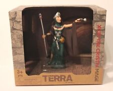 Terra By Battat Xiun the Crystal Mage Fantasy Viking Figure NEW