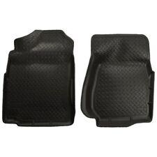 Husky Liners 31401 Front Seat Floor Liner Mats Black For Silverado & Sierra