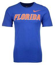 Florida Gators Nike NCAA L Large Benassi Blue Slide Hook Athletic Cut T-shirt