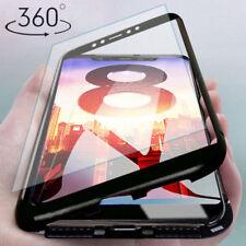 360° Full Protective Hard Slim Case Cover For Xiaomi Redmi Mi 8 Lite SE A2 A1 S2