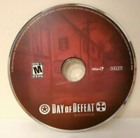 Day Of Defeat : Source Valve CD Disc PC Computer Game
