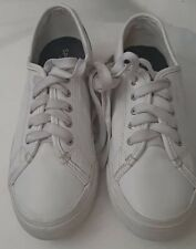 women's Girls shoes used little winter siz 39 Orp .8.5 us high quality white