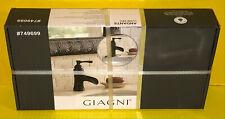 """Giagni Andante LL800-VBC Lavatory Faucet Vintage Bronze Single Hole or 4"""" Center"""