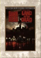 George Romero's Land of the Dead/Dawn of the Dead  2 DVDs Unrated NEW RARE