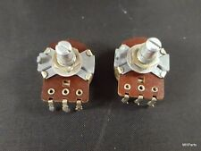 Kenwood Ts-700Sp Original Pair Buttons R03-3055-05 Used