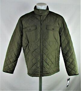 London Fog Heritage Men's Diamond Quilted Jacket