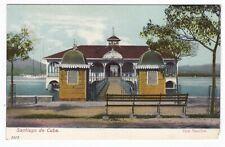 Santiago de Cuba - CLUB NAUTICO - Postcard