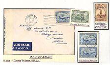 UU498 1944 Canada Ontario Cover {samwells-covers}