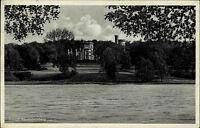 Potsdam Brandenburg alte AK 1938 Schloss Neubabelsberg Fernansicht Postkarte