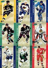 2005/06 Parkhurst 500 Card Complete Set