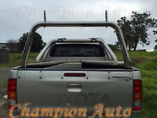 3'' Stainless Steel Ladder Rack fit Toyota Hilux 2005-2014 TUB One Bar Only