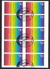 BRD 2012 Folienblatt 23 mit MiNr. 2929 ESST Bonn Joseph von Fraunhofer