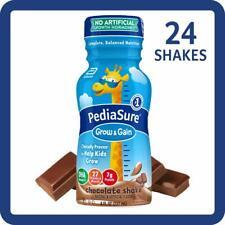 PediaSure Grow & Gain Kids&Nutritional Shake, with Protein DHA 24 Packs