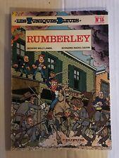 BD Les Tuniques Bleues Rumberley Dupuis Lambil Cauvin EO 1979