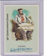2015 ALLEN & GINTER CAPTAIN NEMO 10TH ANNIVERSARY CARD 2010 #264 ~ SUBMARINER