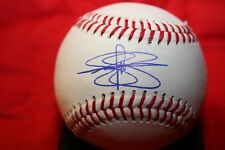 DREW STOREN AUTOGRAPHED SIGNED BASEBALL WASHINGTON NATIONALS CINCINNATI REDS COA