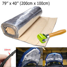Car Heat Shield Thermal Insulation Mat Auto Sound Deadener Noise Proof 79