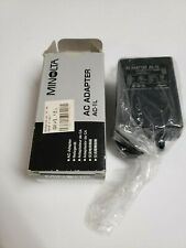 Genuine Minolta AC Adapter AC1L NEW OLD STOCK