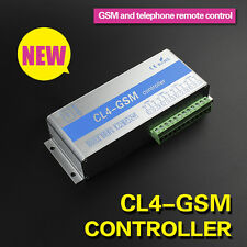 CL4-GSM SMS Call Controller Wireless Remote Sensor Control Switch for Smart Home