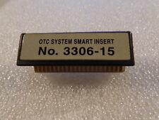 OTC 3306-15  Genisys Mentor Determinator  Tech Force Smart Insert J1962 OBD II