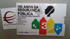 2 euro proof BE PP Fs 2017 Portogallo Polizia Policia Police Portugal Португалия
