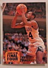 1995 Sears Final Four Ed Pickney Villanova Basketball Card