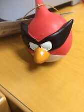 Angry Birds Red Bird Holiday Christmas Ornament - NEW! FREE SHIP!