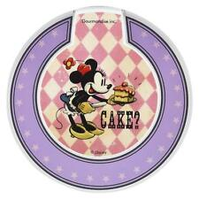 Disney / wireless charger Minnie Mouse iPhone X / 8 / 8Plus Galaxy S6