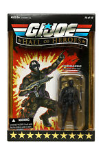 GI JOE Hall of Heroes: Snake Eyes. Sealed Unopened Mint