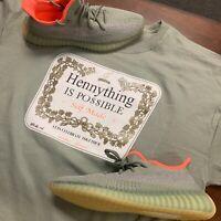 Shirt Match Yeezy Desert Sage 350 Beluga  - Hennything Tee