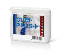 Cum Plus 30 Kapseln Spermaerhöhung Potenzmittel Sperma Erhöhung Mehr Ejakulation