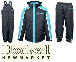Drennan Quilted Thermal Waterproof Clothing Range **New For 2020** **All sizes**