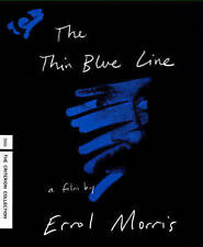 The Thin Blue Line (Blu-ray Disc, 2015, Criterion Collection)