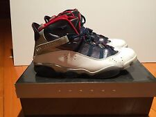**RARE** Air Jordan 6 Rings Olympic USA Size 10.5