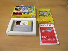 SNES Super Nintendo, STREET RACER  - OVP - PAL - TOP