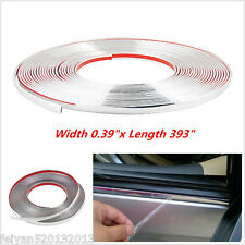 "039""10 Meters Moulding Trim Strip Car Body Door Edge Scratch Guard Protect Strip"