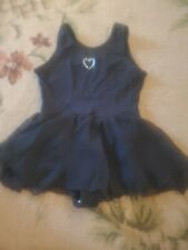 Girls Ballet Leotard black Size 6/6x