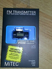 For your Iphone - FM Transmitter Brand New  Unopened